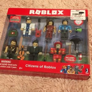 ROBLOX figurines sets (2) - ITEM SOLD